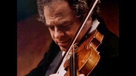 维瓦尔《a小调第六号小提琴协奏曲》 - 帕尔曼演奏