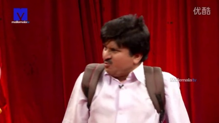 Allari Pidugu  - Rocket Raghava -- 'Kiraak Comedy Show' - 34