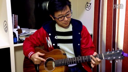 N7吉他小讲堂 《tears in heaven》第三段教学第二十四期 靠谱吉他
