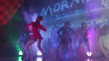【风车·Cover】The Starz性感美腿扭臀热舞公演EXID《HOT PINK》MV
