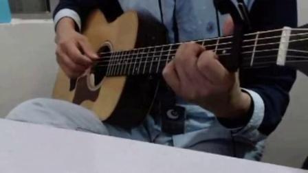 阿龙老师教你玩吉他之吉他独奏《旅行的意义》