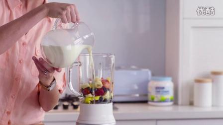 """""""蓝胖子"""",澳洲美可卓全脂高钙奶粉,男女老少皆宜的健康营养品"""
