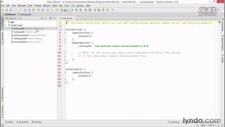 026 Working With Gradle And Other Configuration Files