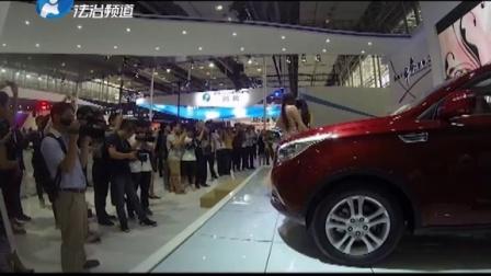 华泰汽车新圣达菲AT版 广州车展上市售8.55万-9.95万