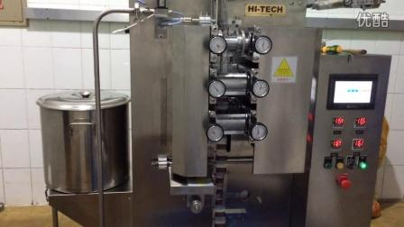 武汉海泰全自动液体包装机  袋装醋包包装机 027-85508177