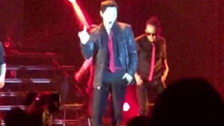 2015.11.14JUNJIN上海演唱会自拍4