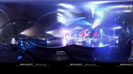 [VR] BEAST BS in SEOUL 2015 'Shock'