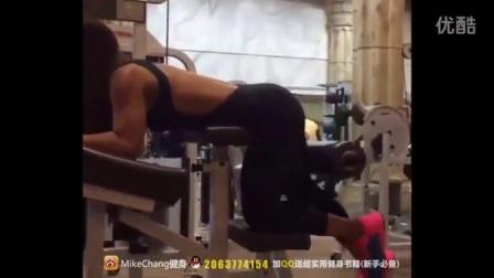 【Mike Chang健身】Yarishna Ayala - 比基尼美女臀腿练习