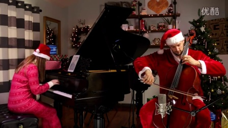 Sleigh Ride (Cello + Piano Cover) - Brooklyn Duo