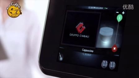 意大利金巴利LaCimbali半自动咖啡机广告片-咖啡博物馆-满客咖啡