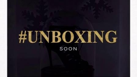 ELIE SAAB圣诞unboxing系列
