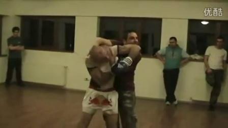 MMA VS Systema