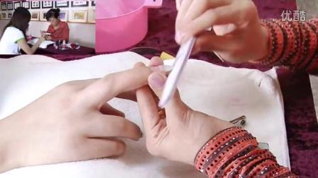 上海化妆培训学校彩妆培训班学员脸谱化妆作品172-73-211