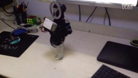 独轮机器人ONE - 惯性轮效果