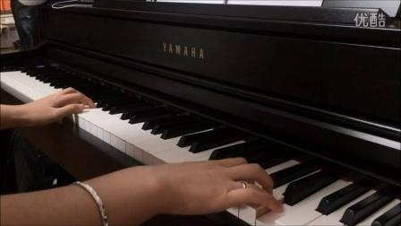 钢琴曲《遇见》 By朝晖小公_tan8.com