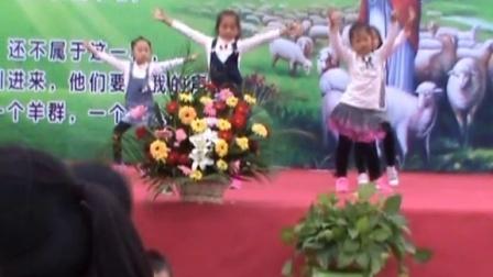 朱良儿童舞蹈 北石庙  吴克明