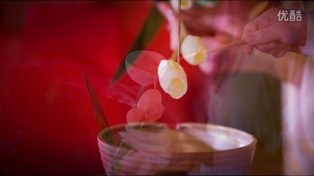 2015.12.18 中国.盘锦.盘山天和宴会楼.让爱回家主题婚礼秀 第二版 古琴版