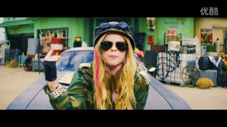Avril Lavigne(艾薇儿) - Rock N Roll(摇滚万岁)高清MV  欧美流行