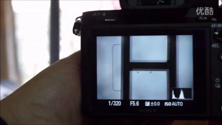 无忌光与影开发的Nikon F/Sony E自动转接环