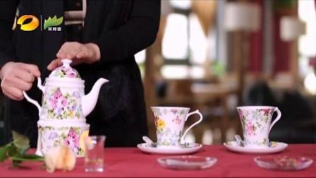 茶频道《你好,下午茶》璐璐玛格丽特饼干