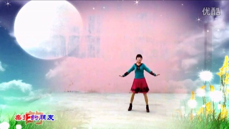 东方升起视频 木棉紫雨广场舞 《草原祝酒歌》