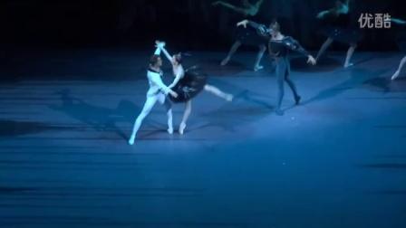 2015年9月16日 莫斯科大剧院 天鹅湖黑天鹅片段 Ekaterina Krysanova, Alexander Volchkov
