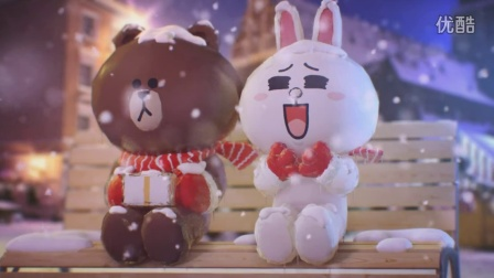 LINE FRIENDS ANIMATION_A Christmas message from Brown & Cony