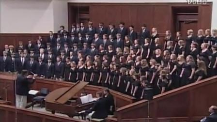 """Praise to the Lord, The Almighty""  美国密西西比浸信会万邦青年诗班和管弦乐队- MS Baptis 2004"