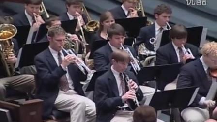 """He Touched Me""  美国密西西比浸信会万邦青年诗班和管弦乐队- MS Baptist"