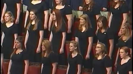 """We Praise Your Name"" - MS Baptist All-State Youth Choir & Orchestra 2007"