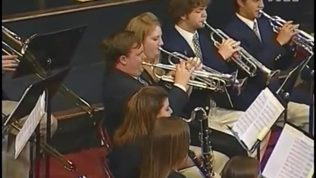 """O Worship The King"" - MS Baptist All-State Youth Choir & Orchestra 2007"