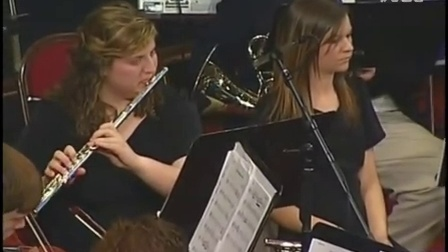 """God Will Make A Way"" - MS Baptist All-State Youth Choir & Orchestra 2007"