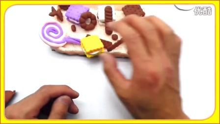 法式蛋糕蜗牛过家家烹饪裱花奶油菜谱亲子游戏 猫和老鼠大头儿子