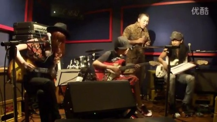 【布鲁斯博物馆】Chihana &千賀太郎-Sweet Home Chicago Live