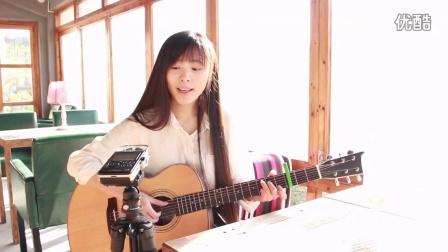 写一首歌  小静 吉他弹唱