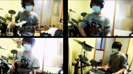 【蛋画江湖】⊹⊱ YY主播:吉他小王子.RockKing 一个人的乐队之(离开地球表面)