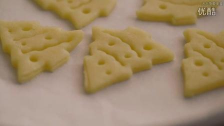 【大吃货爱美食】圣诞特辑——免烤箱圣诞饼干~ 151223