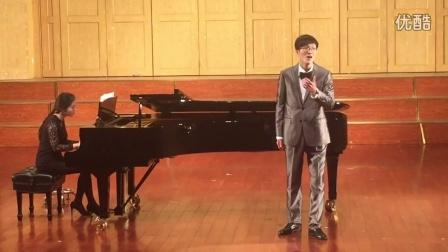江濤演唱 中國藝術歌曲《懷念曲》