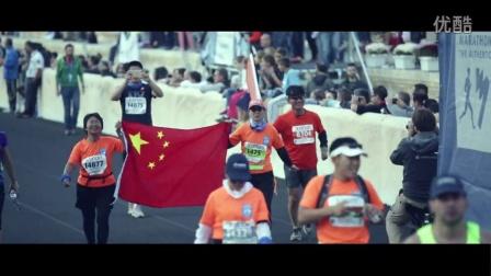 马拉松摄影师与ASICS的朝圣之旅