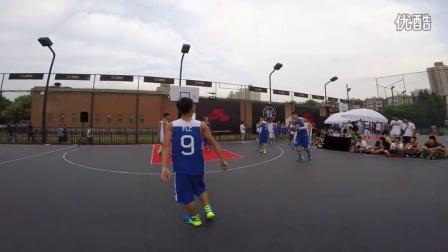 Nike#鞋念狂潮#上海X-Battle与YBDL赛前切磋