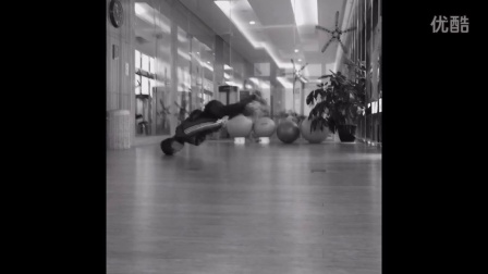 Bboy G signature in Nanjing Now or Never Crew