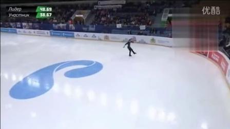 Maxim Kovtun SP - 2016 Russian Nationals