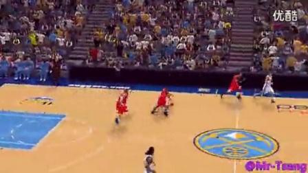 《NBA 2K14》格里芬领衔十大隔人扣篮技巧--十佳球_标清