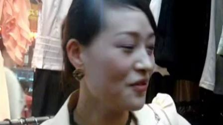 美女想当衡阳最大的女装店老板