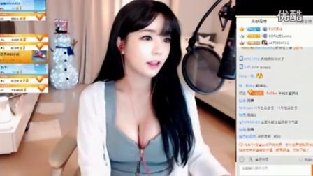 韩国美女主播徐润福斗鱼直播视频 徐润福三围数据曝光