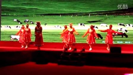 蒙古舞 寄一片落叶到草原