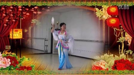 古装舞蹈:金子陵