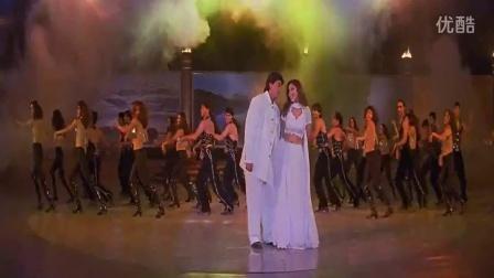 Shahrukh Khan  印度电影歌舞  印度巨星    Madhuri Dixit&  沙鲁克·汗  Title Song II  我心狂野  Dil T