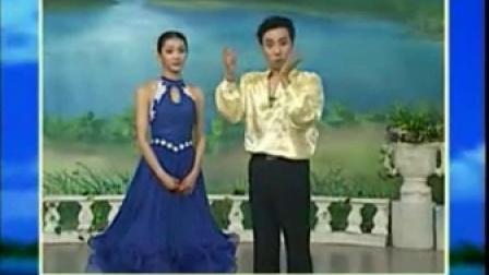 杨艺舞蹈 北京平四花样36 团团转