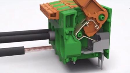 菲尼克斯大电流免工具连接器